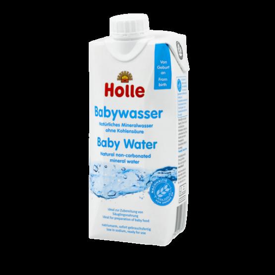Holle BABY voda – naravna negazirana mineralna voda 500 ml