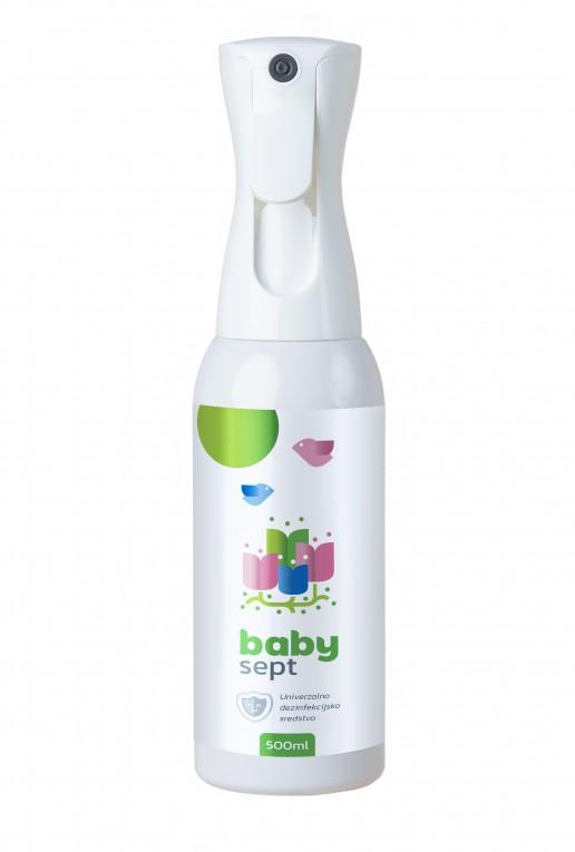 BabySept 500ml