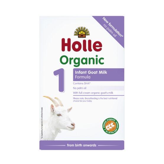 Začetno mleko 1 za dojenčke na bazi kozjega mleka z DHA