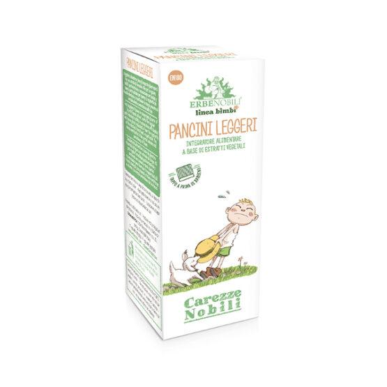 Pancini Leggeri (Gibčen trebušček) prehransko dopolnilo 150 ml
