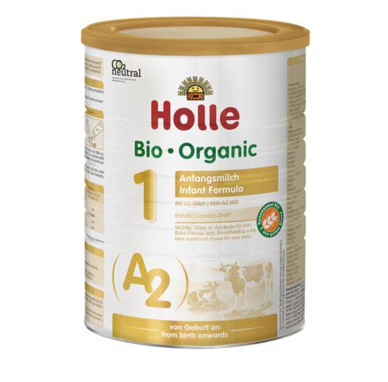 Holle A2 začetna formula mleko za dojenčke 1, BIO 800g