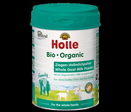 Holle BIO KOZJE mleko družinsko pakiranje 400g