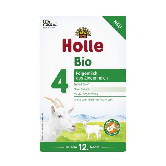 Nadaljevalno mleko 4 za dojenčke na bazi kozjega mleka z DHA