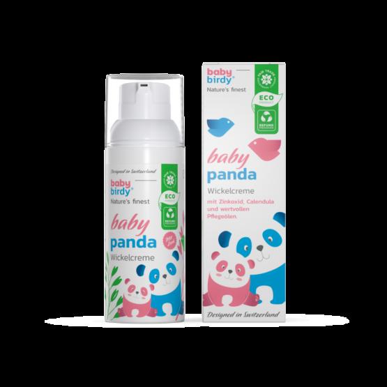 BabyPanda zaščitna krema za otroško ritko 50ml BabyBirdy