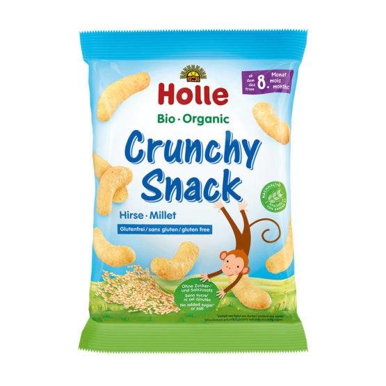 Bio- Crunchy prigrizek proso