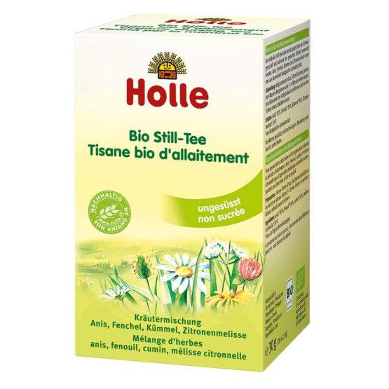 Čaj za dojenje Holle.