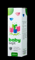 Dezinfekcijsko sredstvo za otroke BabySept