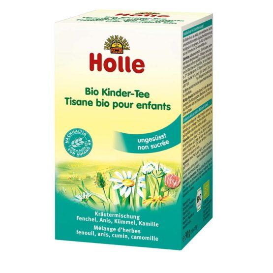 Holle čaj za malčke po 4 mesecu.