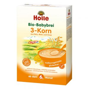 Bio 3-zrna-kaša - Holle baby food