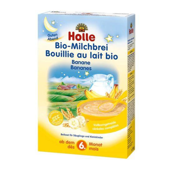 Holle žitna kaša za otroke.