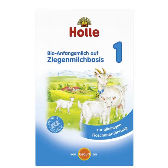 Začetno mleko 1 za dojenčke na bazi kozjega mleka