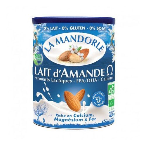 Bébé MANDORLE 3 – Céréales à complément protéinique