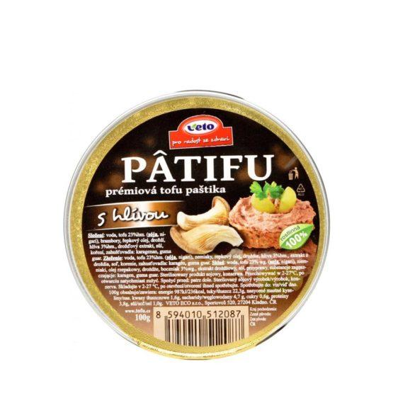 PATIFU premium Z GOBAMI RASTLINSKA pašteta