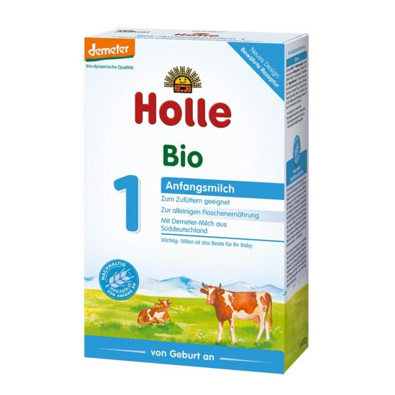 DEMETER 3X20G - Holle baby food