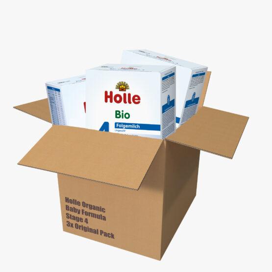 Mleko v prahu za malčke 4 po prvem letu z DHA in vitamini originalno pakiranje 3x