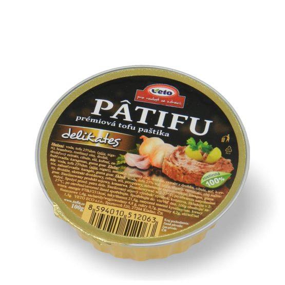 PATIFU premium DELIKATESNA RASTLINSKA pašteta