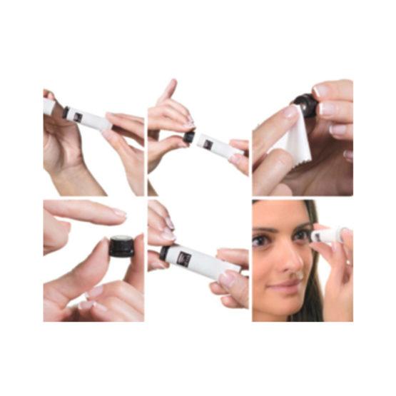Uporaba testa za ovulacijo