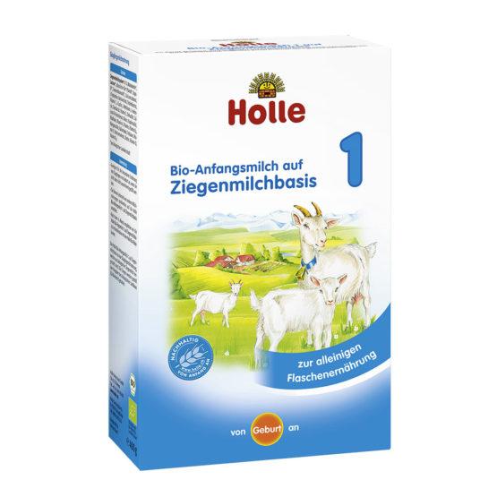 Začetno mleko v prahu na bazi kozjega mleka 1.